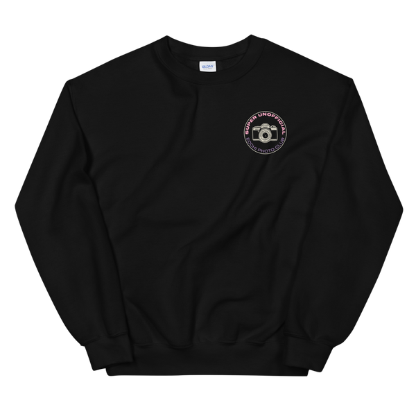 Ecchi Photo Club - Sweatshirt - Black