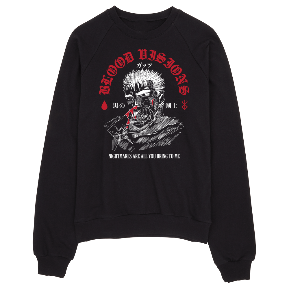 Berserk - Blood Visions - Sweatshirt