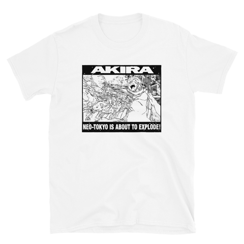 Akira - About to Explode