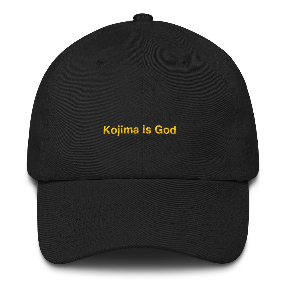Kojima is God - Subtitle