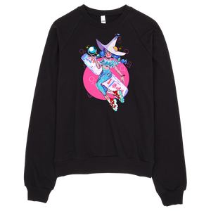 Lyra Rei - Artist Collaboration - Ramune Girl - Sweatshirt