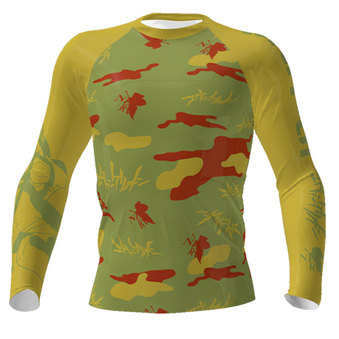 NERV Camo - Nogi - Rash Guard