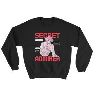 Secret Admirer - Black Sweater