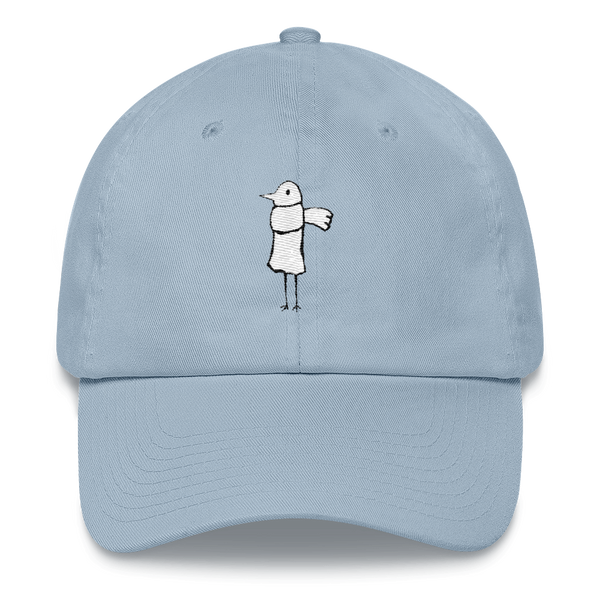 Osayuma Pun Pun Embroidered Hat - Mono