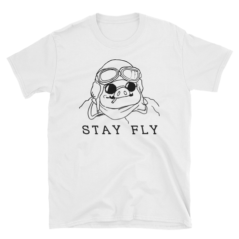 Porco Rosso - Stay Fly