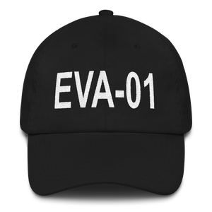 EVA-01 Embroidered Hat