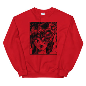Junji Ito - Two Faced Sweatshirt