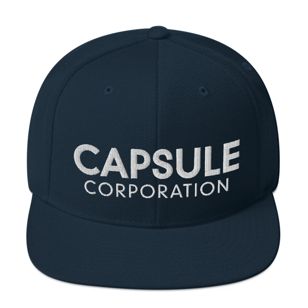 Dragon Ball - Lowkey Capsule Corp Hat