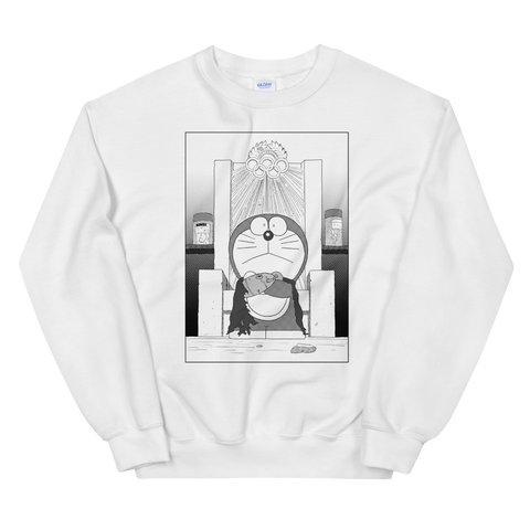 OLOST Teletext Club - Artist Collaboration - Doraemon x Akira - Sweatshirt