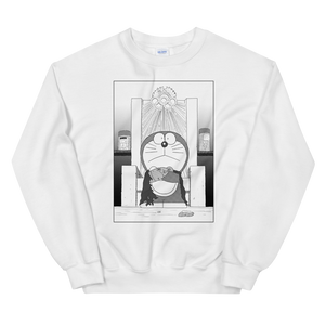 OLOST Teletext Club - Artist Collaboration - Doraemon x Akira Sweater