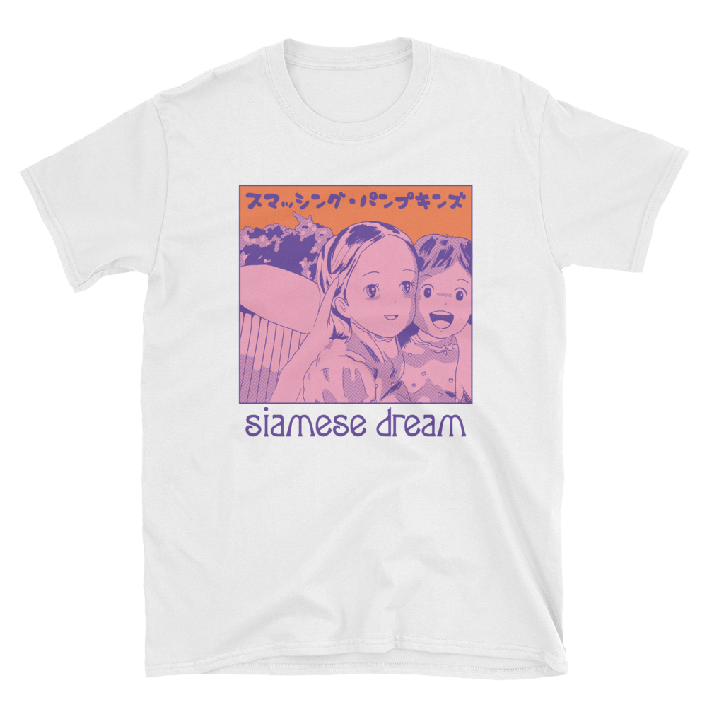 SP - Siamese Dream - White Tee
