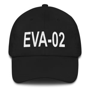 EVA-02 Embroidered Hat