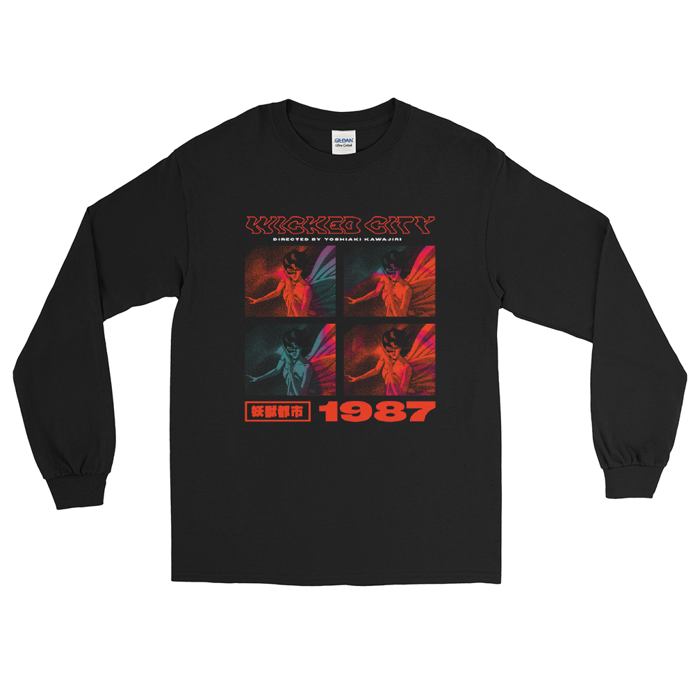 Wicked City - 1987 - Longsleeve