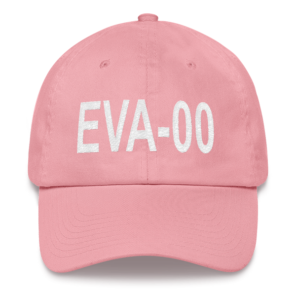 EVA-00 Embroidered Hat