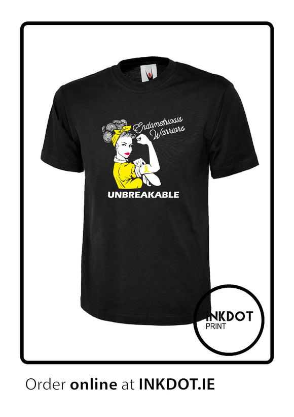 Endometriosis Charity T-Shirt