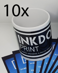 10x Mugs Bundle