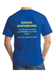 Social Distance Punch
