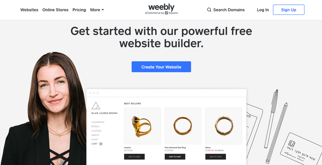 weebly shopify onboarding