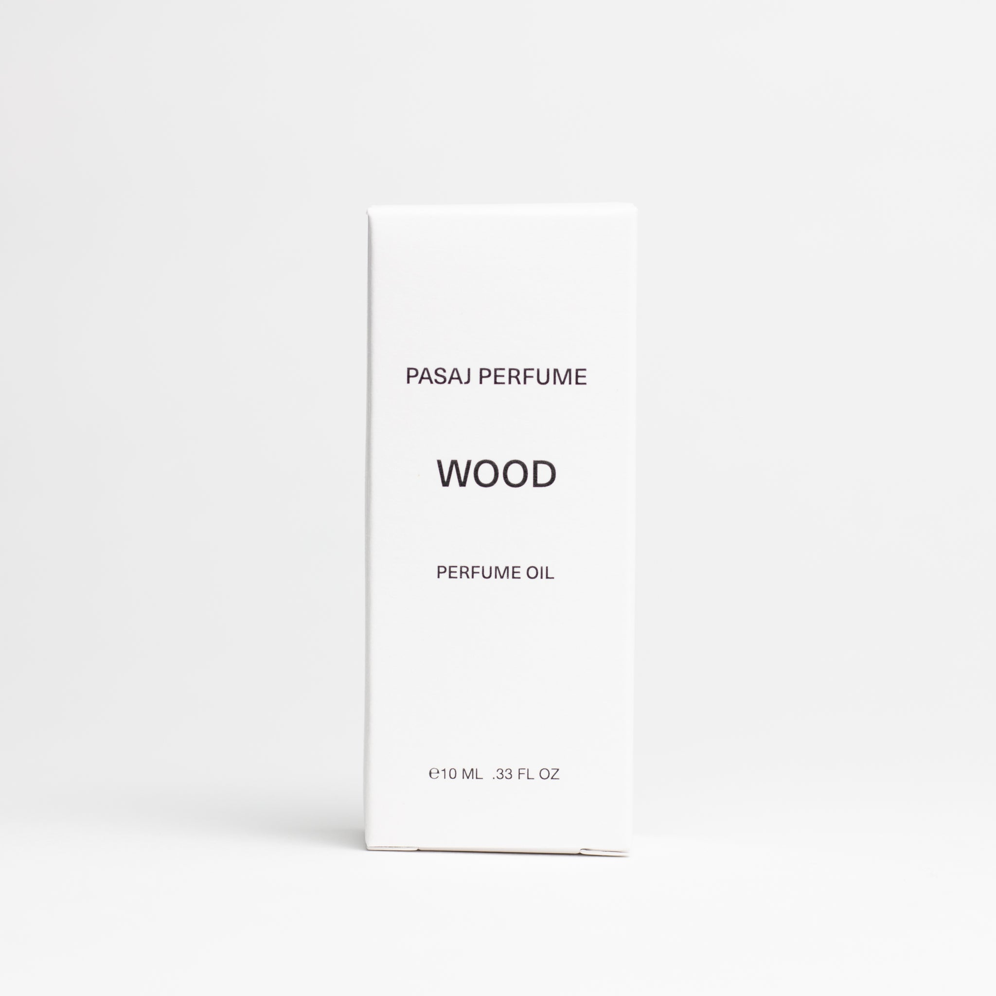 Wood Natural Perfume Oil
