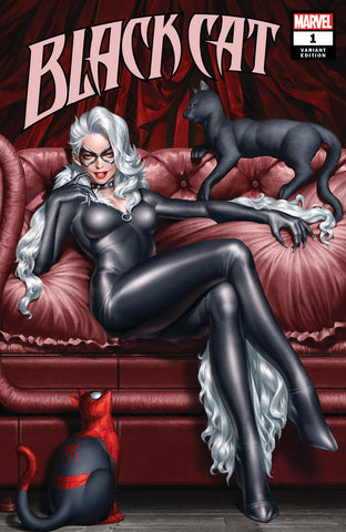 Black Cat #1 Exclusive - Junggeun Yoon