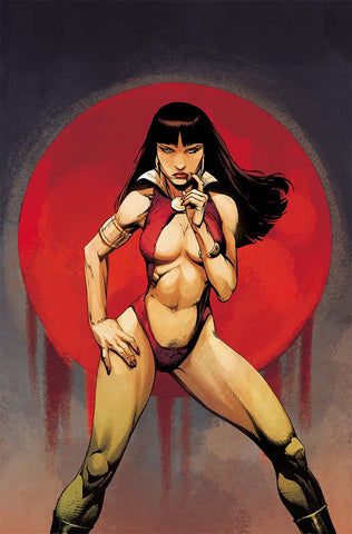 Vampirella #1 - David Finch BLOOD MOON