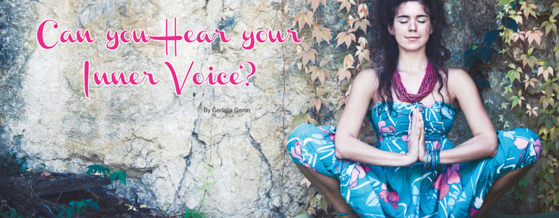 Can you Hear your Inner Voice?