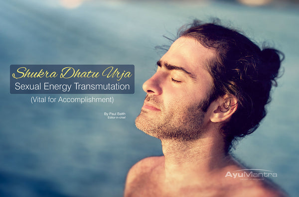 Shukra Dhatu Urja Sexual Energy Transmutation (Vital for Accomplishment)