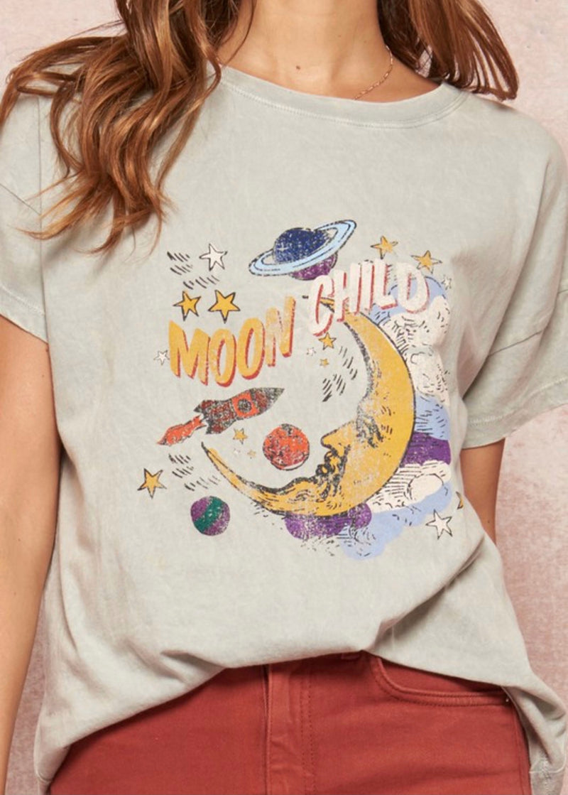 Moon Child Tshirt