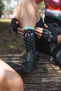 AĒLO Women's Essential Black Socks