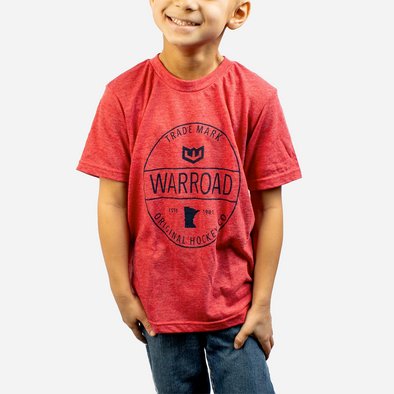 Youth Warroad MN Tee