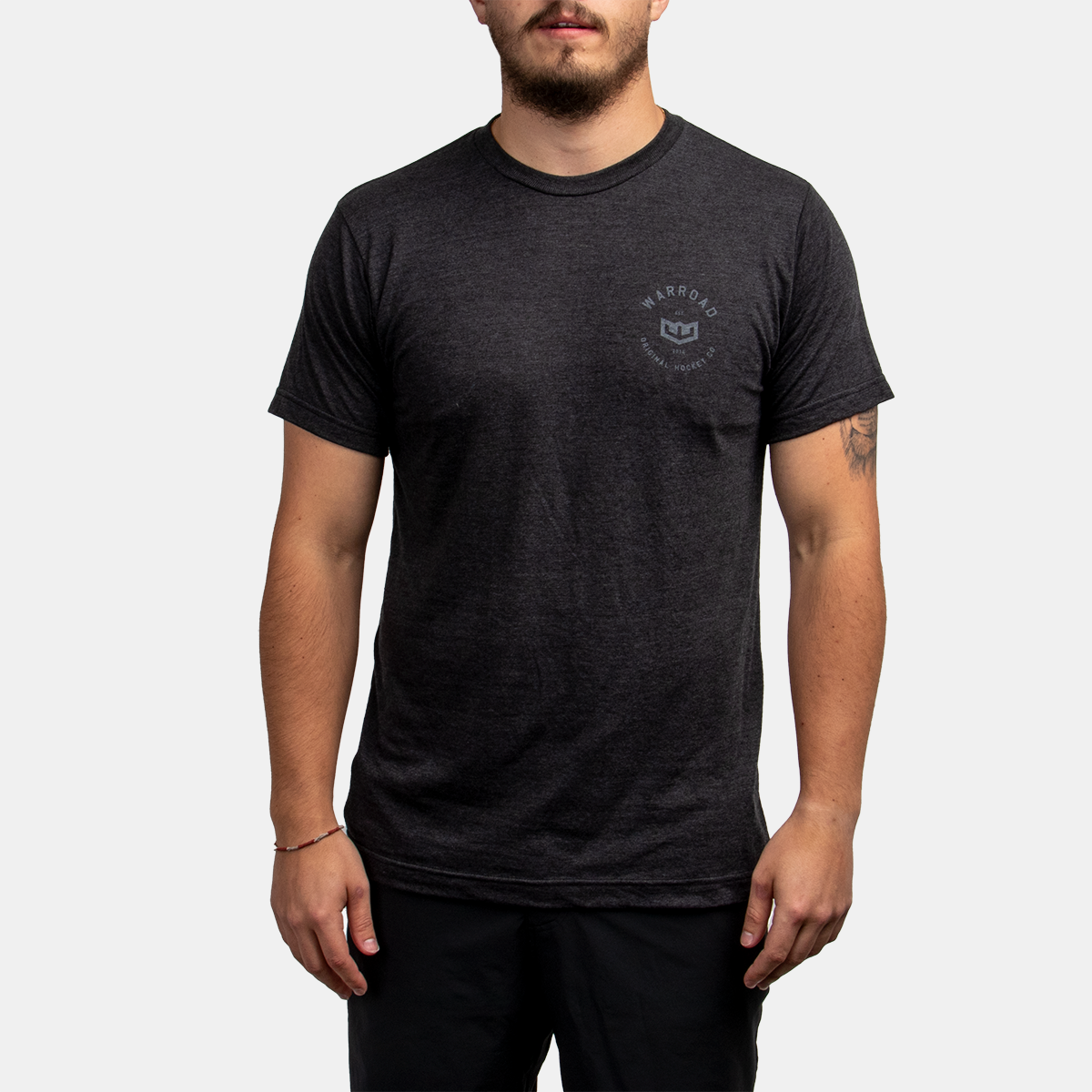 Warroad OG Hockey Tee - Graphite