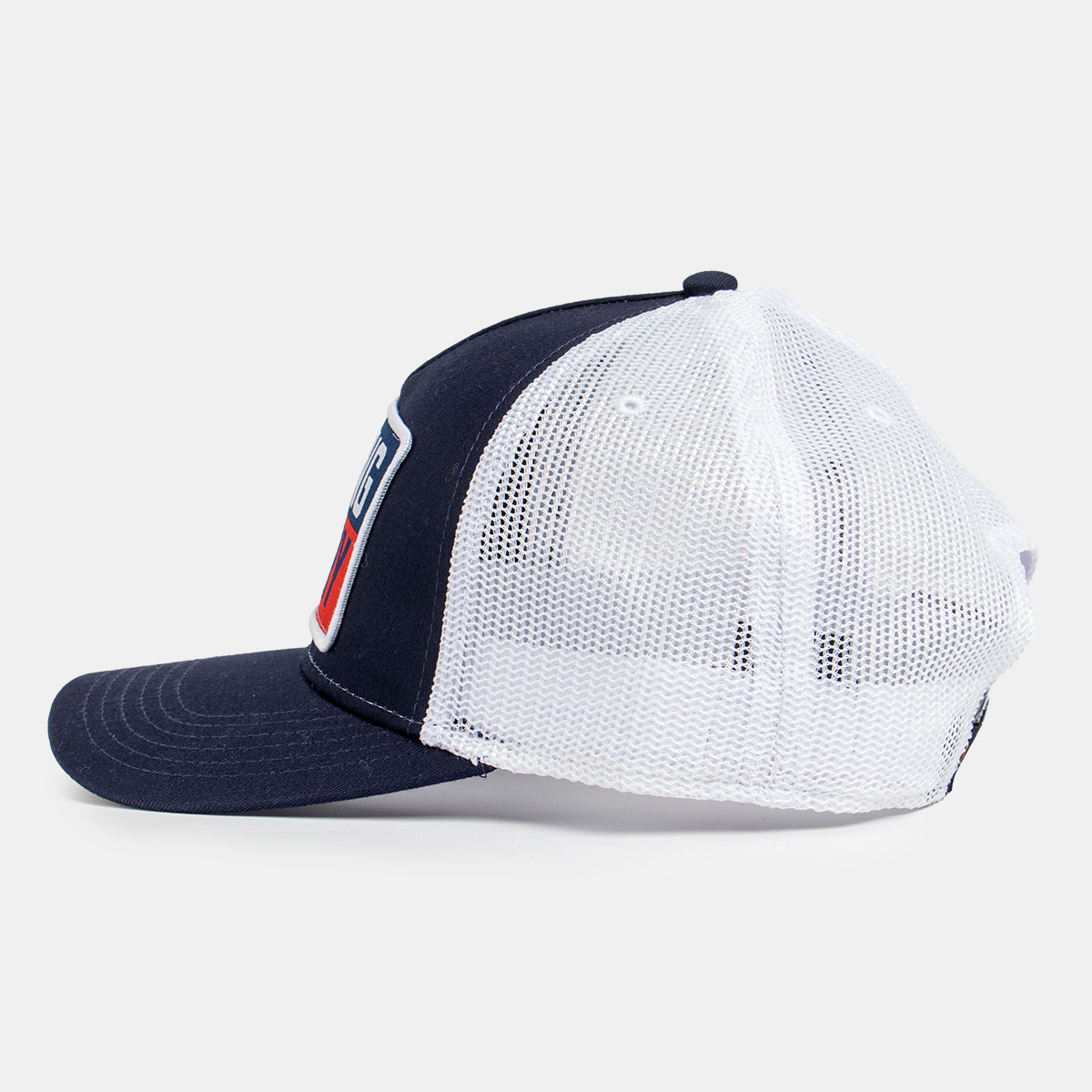 Seeking Victory Patch Hat Navy