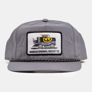 Zamboni Patch Hat Stone