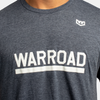 Victory Tee - Heather Navy
