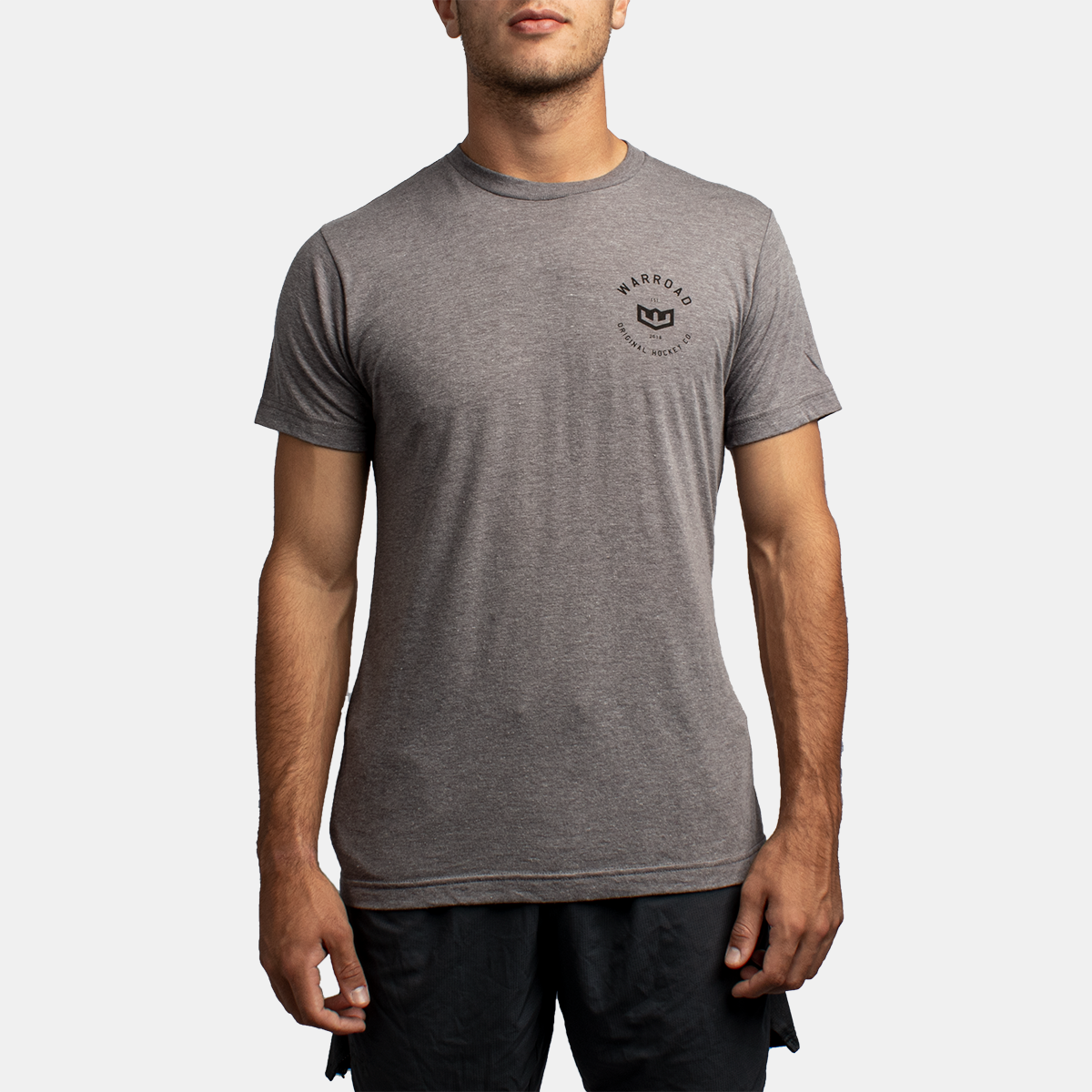 Original Hockey Co. Tee - Heather