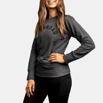 Women's Pregame Crew - Grey