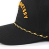 Seeking Victory Hat Black