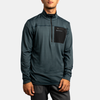 Men's Active 1/4 Zip - Navy