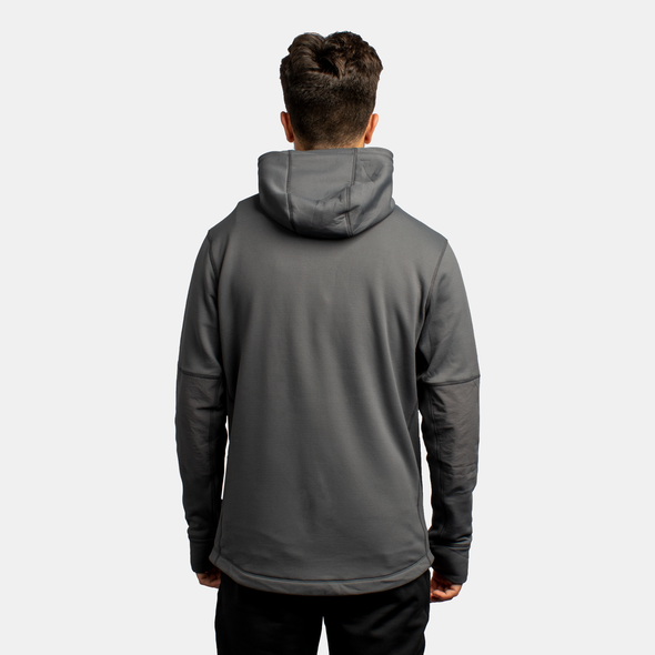 Men's Performance Hoodie - Iron Gate