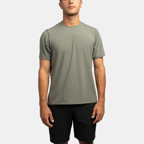Men's Technical Tee - Iron Gate