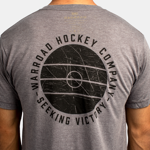 The Rink Tee - Heather