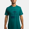 Warroad Stamp Tee - Jade