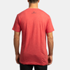 Victory Flag Tee - Heather Red