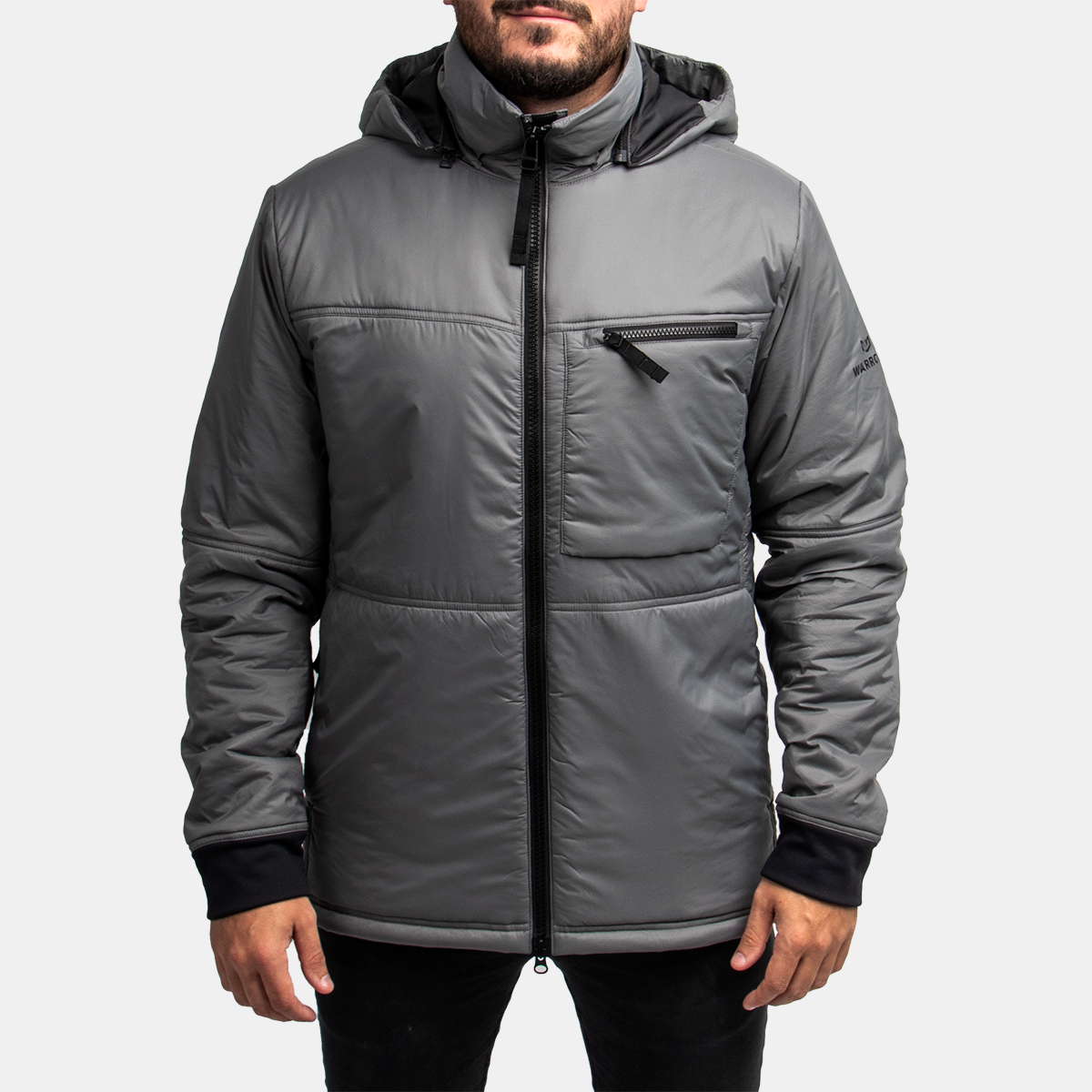 Men's Zip Insulator Jacket 2.0 - Irongate