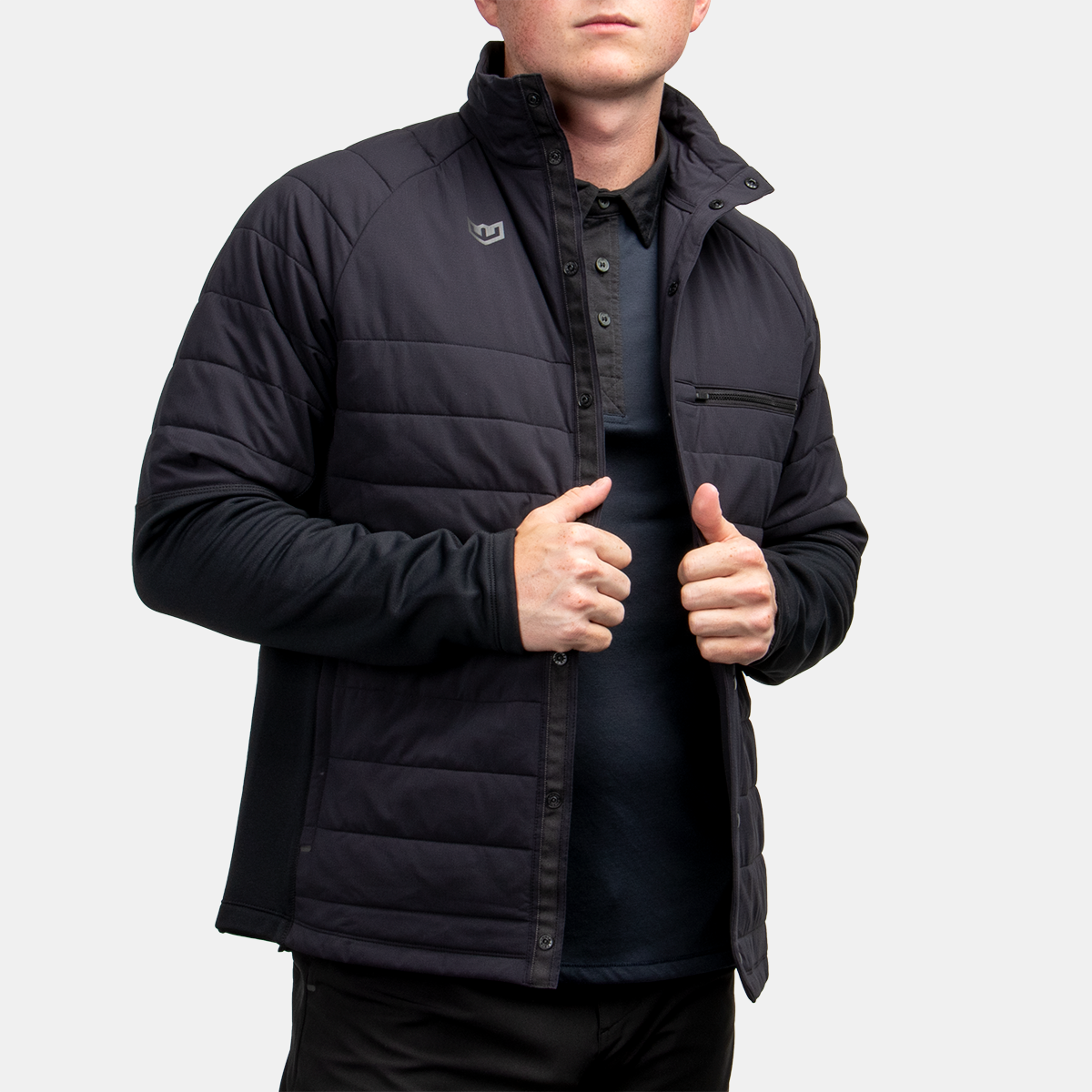 Ace Hybrid Jacket 3.0 - Black