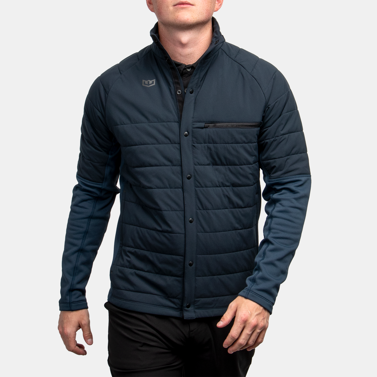 Ace Hybrid Jacket 3.0 - Navy