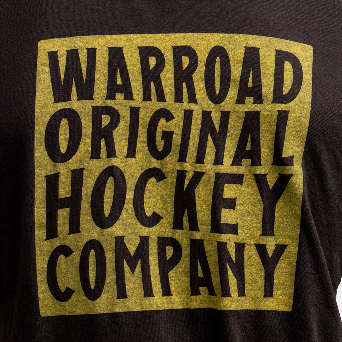 Road To Warroad Tee - Black