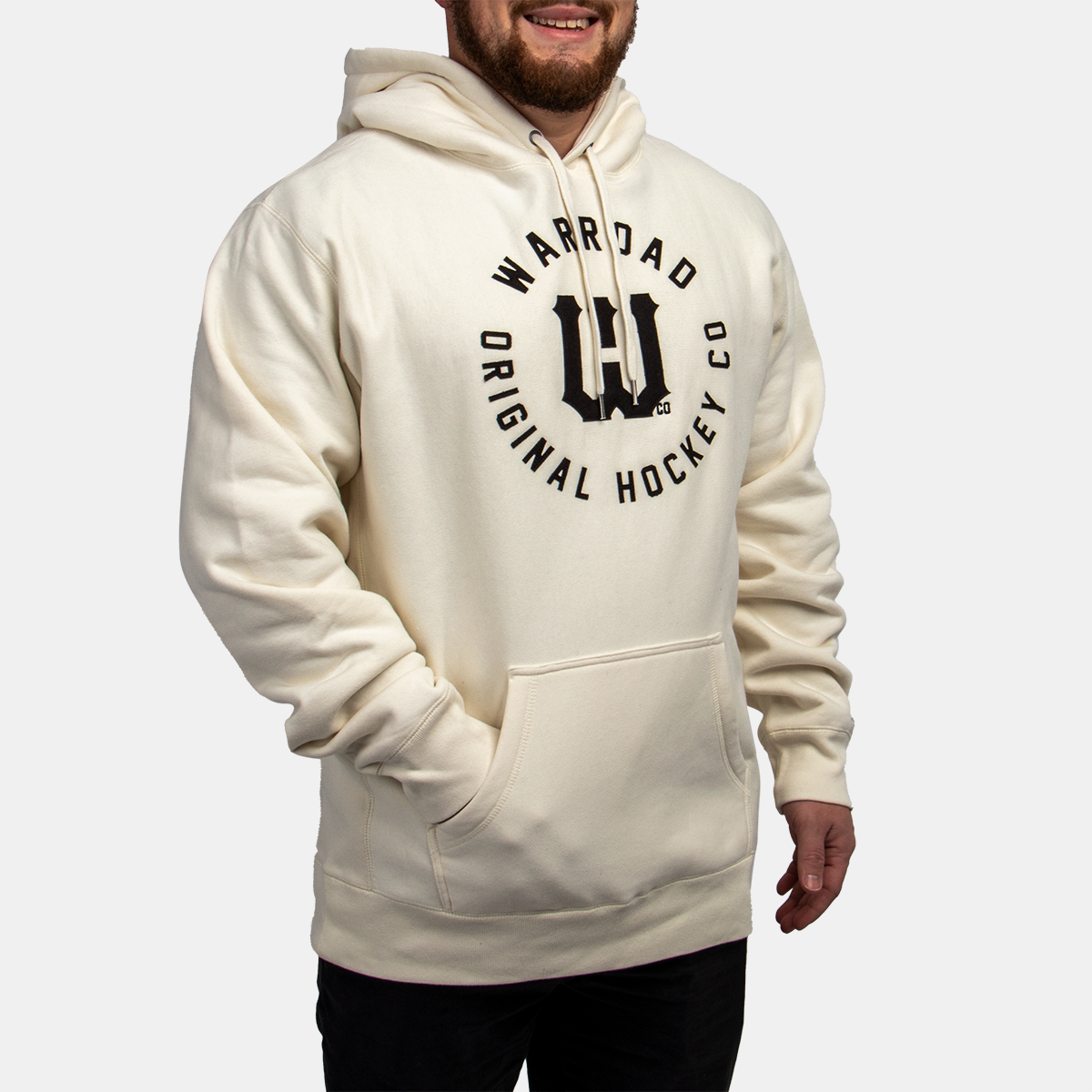 Player Collection Hoodie - Bone