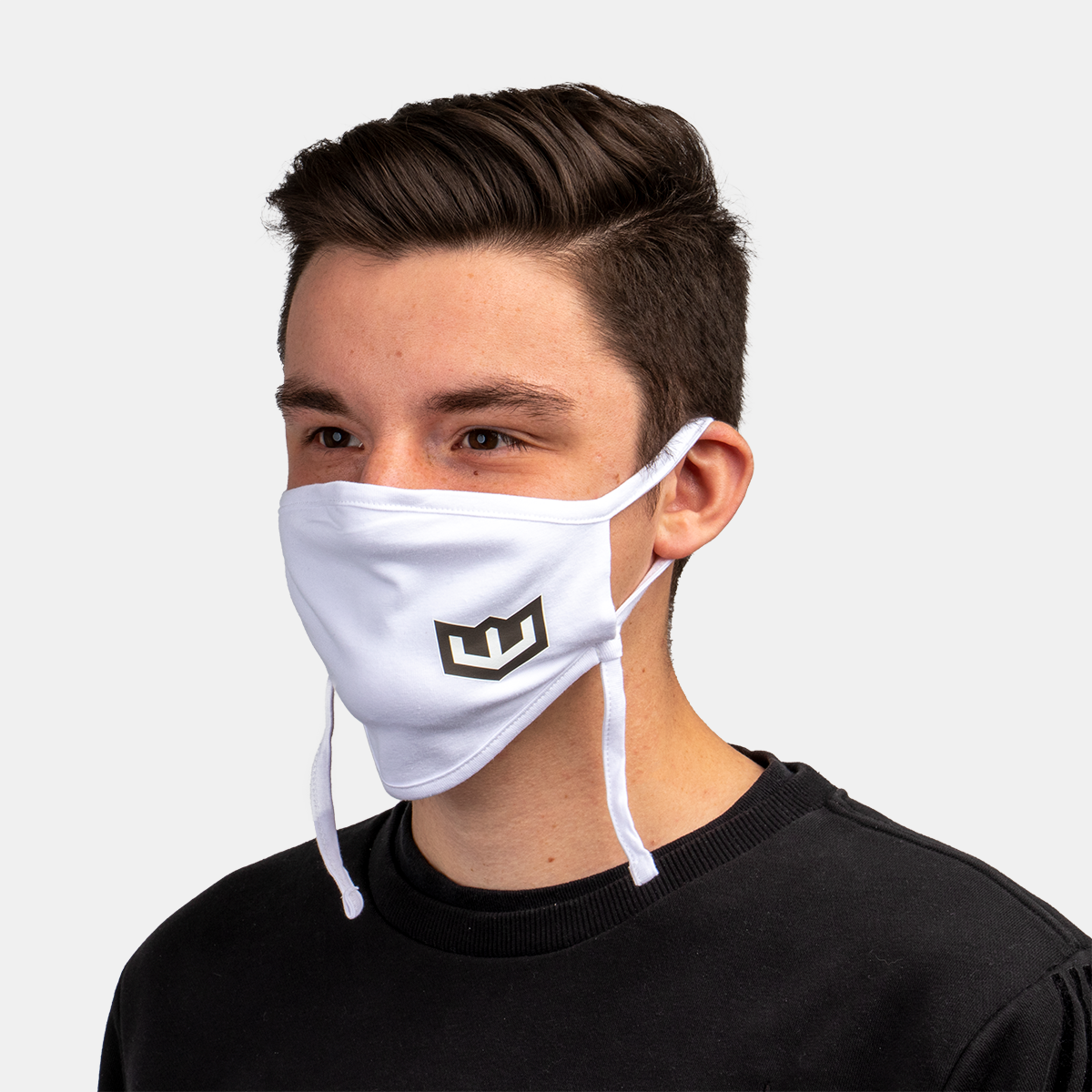 Warroad Mask - Black