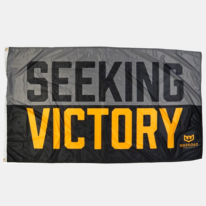 Seeking Victory Flag